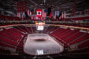 Triangle Business Journal's inaugural Power Party was held at PNC Arena, home of the Carolina Hurricanes, one of the event's title sponsors.