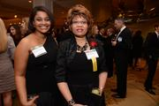 Janece Smoot-Kleban of Goodwill of Greater Washington and Deborah Scott-Thomas of Data Solutions & Technology Inc. (and a Most Admired CEO in the professional services category)