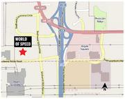 The World of Speed museum will be located at 9685 S.W. Ridder Road and is slated to open in fall 2014.