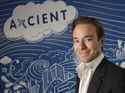 Axcient Inc. (CEO Justin Moore pictured) List: Fastest Growing Private Companies, published October 18 Ranking metric: Percent change in revenue from 2010-12 Axcient's revenue increased 641% from 2010-12. Interesting tidbit: From 2010-12, Axcient's revenue went from $1.3 million to $4.3 million to $9.8 million. See the full list here.