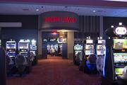 The high limit room is just off the main gaming floor.