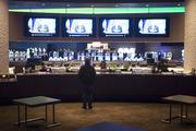 This is the center bar at the racino