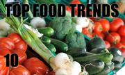 No. 10. The National Restaurant Association's annual What's Hot culinary forecast makes predictions for food trends in 2014. Farm or estate-branded items are the No. 10 food trend.