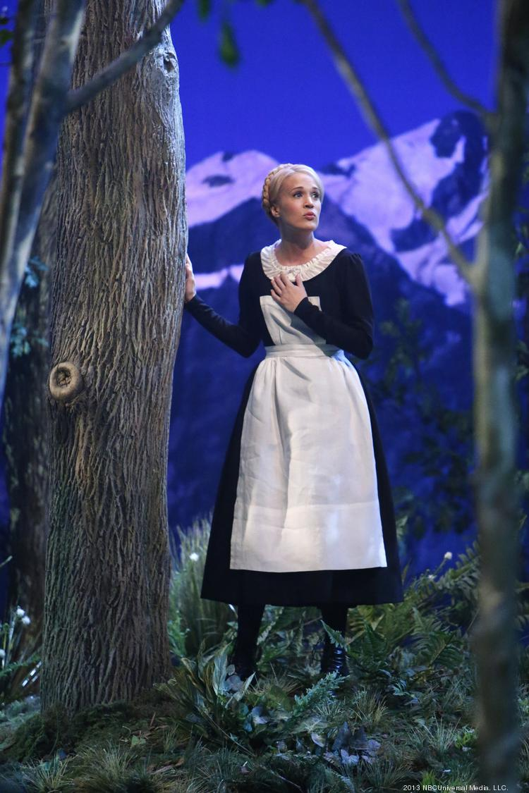 "Carrie Underwood in ""The Sound of Music"" was a solid ratings hit in Chicago."
