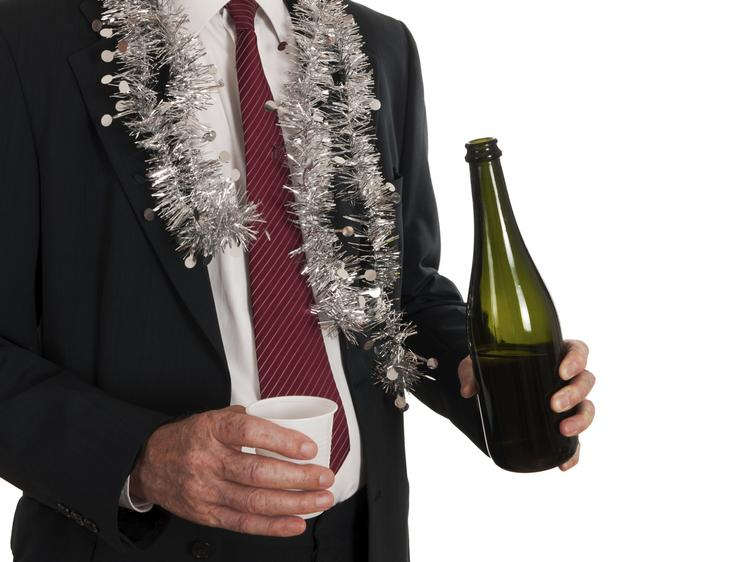 Three in five employers are throwing company holiday parties for workers — make sure you're dressed appropriately.