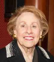 Phyllis Brotman was honored in June 2012 with the Trailblazer Award at the Center Club. The tribute was part of the club's 50th anniversary.