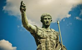 Augustus Caesar pioneered the retirement plan.