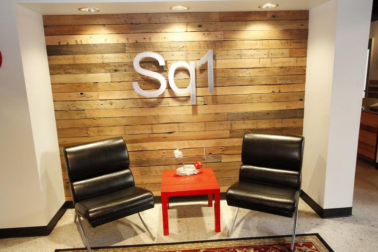 Sq1 borrowed much of its office decor from its Dallas parent, but the reclaimed wood and other fixtures give it a Portland flavor. Click through the gallery for a closer look inside Sq1.