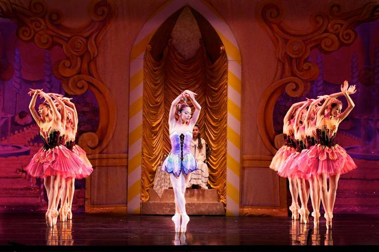 """The Nutcracker"" makes up half of the Carolina Ballet's annual ticket sales."