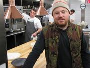 Chef Justin Bogle, 33, is a Roxborough native who most recently was chef at Gilt in New York City.
