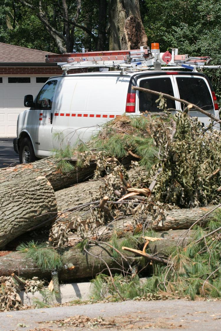 AEP is trying to recover costs to restore power after summer 2012 wind storms.