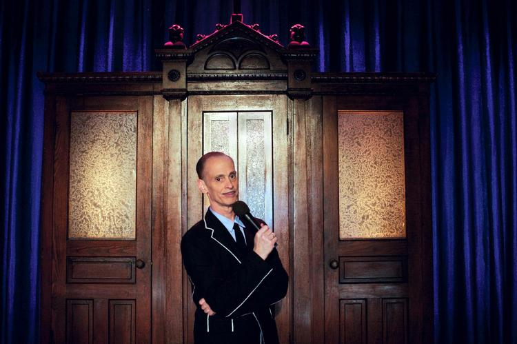 John Waters, a Baltimore native, is a big fan of the holiday season.