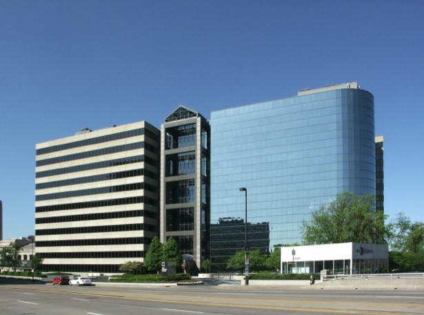 Two Pershing Square, 2300 Main St., landed a roughly 140,000-square-foot lease for the General Services Administration, which will relocate about 900 employees to the building from the aging Bannister Federal Complex next year.