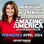 Sarah Palin returns to TV with Sportsman Channel series