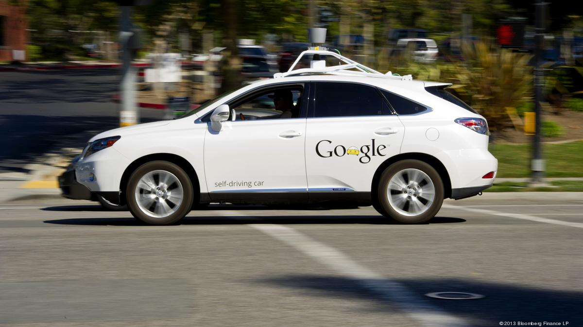 Google self-driving Lexus SUV involved in serious crash in Mountain View