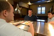 Reporter Nick Halter talks in November with Chris and Andrew Ikeda before their restaurant Lake and Irving opened in Uptown. Check out photos and a video from Lake and Irving here.