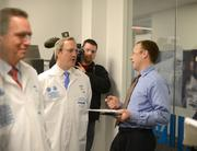 Sam Black toured the Ecolab facility with CEO Doug Baker for his Executive of the Year profile.