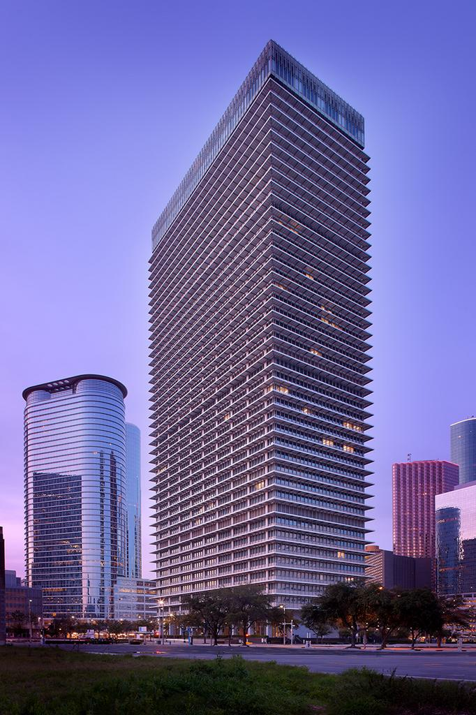 Houston-based Transwestern will be the exclusive leasing agent for Shorenstein's 800 Bell in the Central Business District.