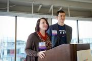 SwitchPitch, a role-reversal event that allows corporations to pitch their project needs to qualified startups, was held March 21 at 1776 in downtown D.C. The speakers included Donna Harris and Evan Burfield, both of 1776.