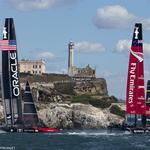 No Cup for you! San Francisco out of the running to host next America's Cup