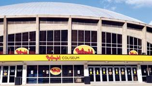 Bojangles Coliseum could serve as a central piece of a redevelopment along Independence Boulevard.