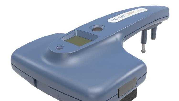 The NC-stat DPNCheck device is designed to detect diabetic peripheral neuropathy (DPN).