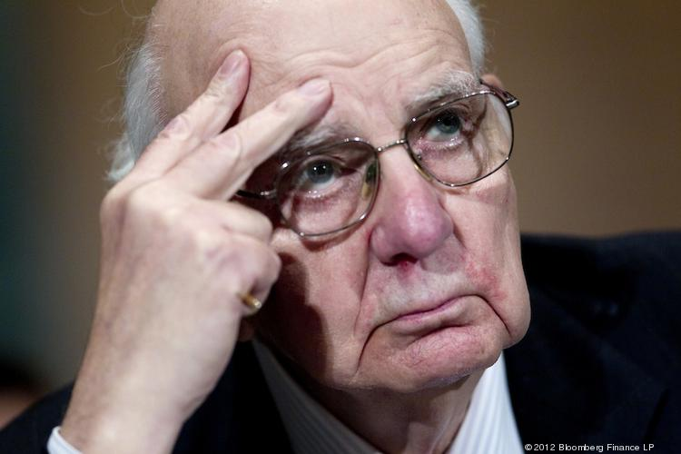 The Volcker Rule is named after former Federal Reserve Chairman Paul Volcker, who contended that allowing federally insured banks to make trading bets with their own money was risky business.