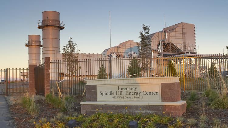 Invenergy Thermal Development operates 2,200 megawatts of worth of natural gas generators at six sites including the Spindle Hill Energy Center in Colorado.