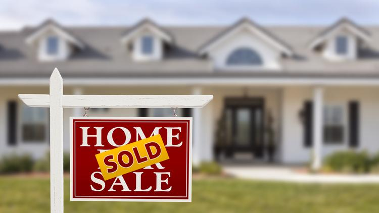 The increase in sales of new homes is being accompanied by an increase in sales of existing homes as well.