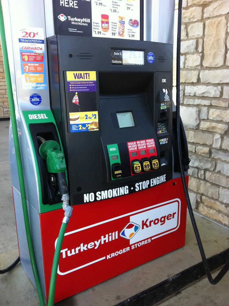 Columbus Gas Prices >> Falling Prices For Oil Natural Gas Hurting Producers Even As