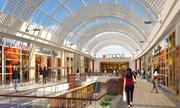 Rendering of the North Court at The Mall at University Town Center