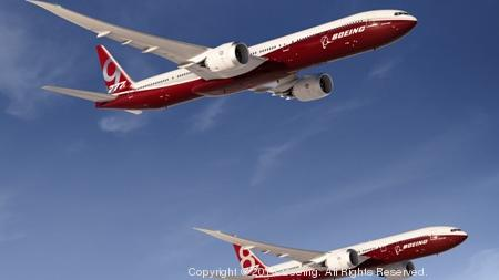 Charlotte has proposed a site at Charlotte Douglas International Airport for the $10 billion Boeing 777X factory.