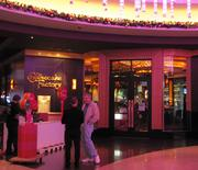 Cheesecake Factory has just two casino locations: The Venetian in Las Vegas and Maryland Live!