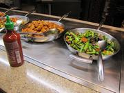 The Asian buffet at Maryland Live!