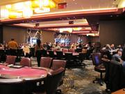 Poker tables at Maryland Live!