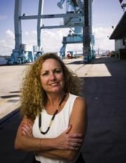 Logistics veteran always works alongside her team   2013 Women of Influence honoree Debbie McDowell of Seaonus.   Click here to read the story.