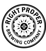 Right Proper, a brewery for Shaw, opens Tuesday
