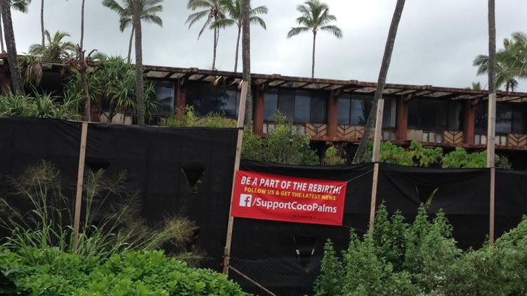 The developers who want to restore the Coco Palms Resort to its former glory told the Kauai County Council that the hotel could reopen in spring 2017 if they are able to get their permits in the next six to nine months.
