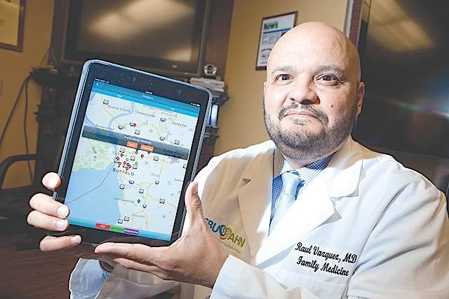 Dr. Raul Vazquez of Urban Family Practice has developed several apps to update patients on health-related information and even to begin diagnosing ailments and injuries. More medical professionals are using apps to change patient behavior and improve prescribed treatment implementation.