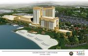 Lake Charles Golden Nugget Casino Resort and Hotel is on 242 acres next door to L'Auberge Lake Charles Casino Resort.