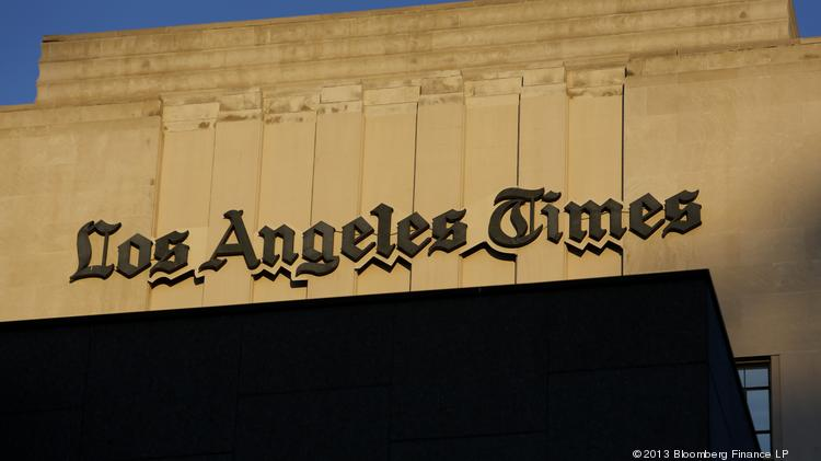 It looks like the Los Angeles Times and other Tribune Co. newspapers are one step closer to being spun off.