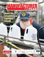 A LOOK BACK: Manufacturer of the Year