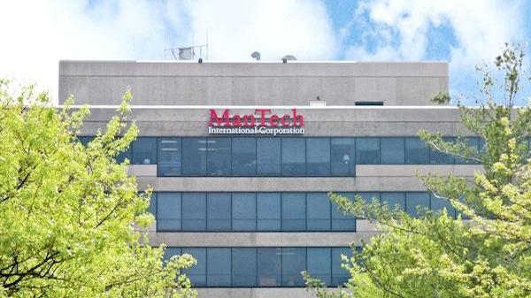 Fairfax-based ManTech International Corp. saw lower revenue as work in Afghanistan slows and a drop in earnings after paying down debt last quarter.