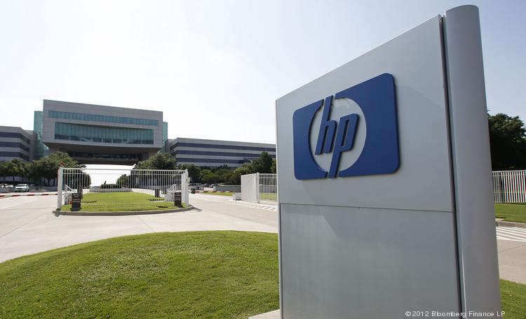"""Hewlett Packard's stock dropped today as Goldman Sachs downgrading the company to """"sell."""""""