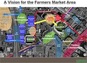 2020 Partners' vision for the Minneapolis Farmers Market site includes a soccer stadium. The group previously had pushed for the Minnesota Vikings stadium to go there.