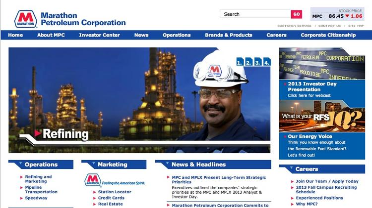 Marathon Petroleum is likely to overtake Dublin's Cardinal Health as the top-revenue company in Ohio.