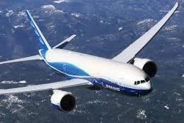 Boeing unveiled the 777X at the 2013 Dubai Air Show in November.