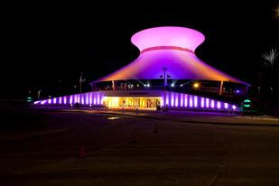 Science Center to flip on new, greener light display - St. Louis Business Journal