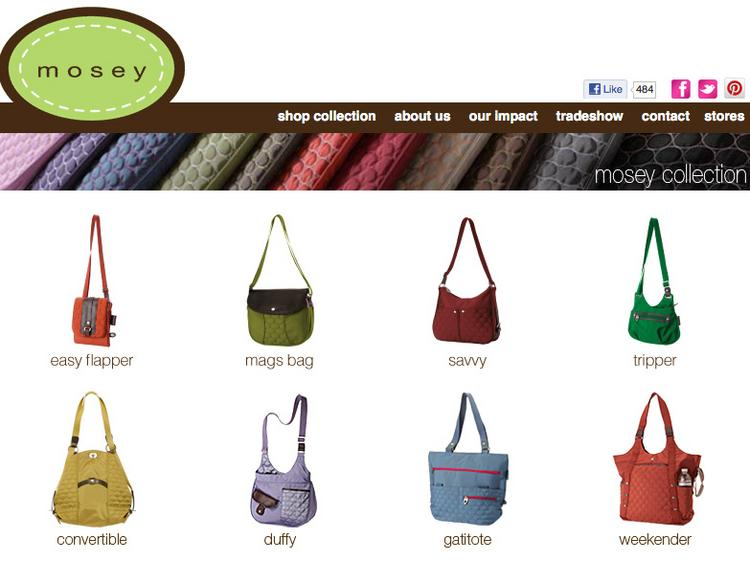 R.G. Barry added the Mosey line to its accessories business as part of a series of recent acquisitions.