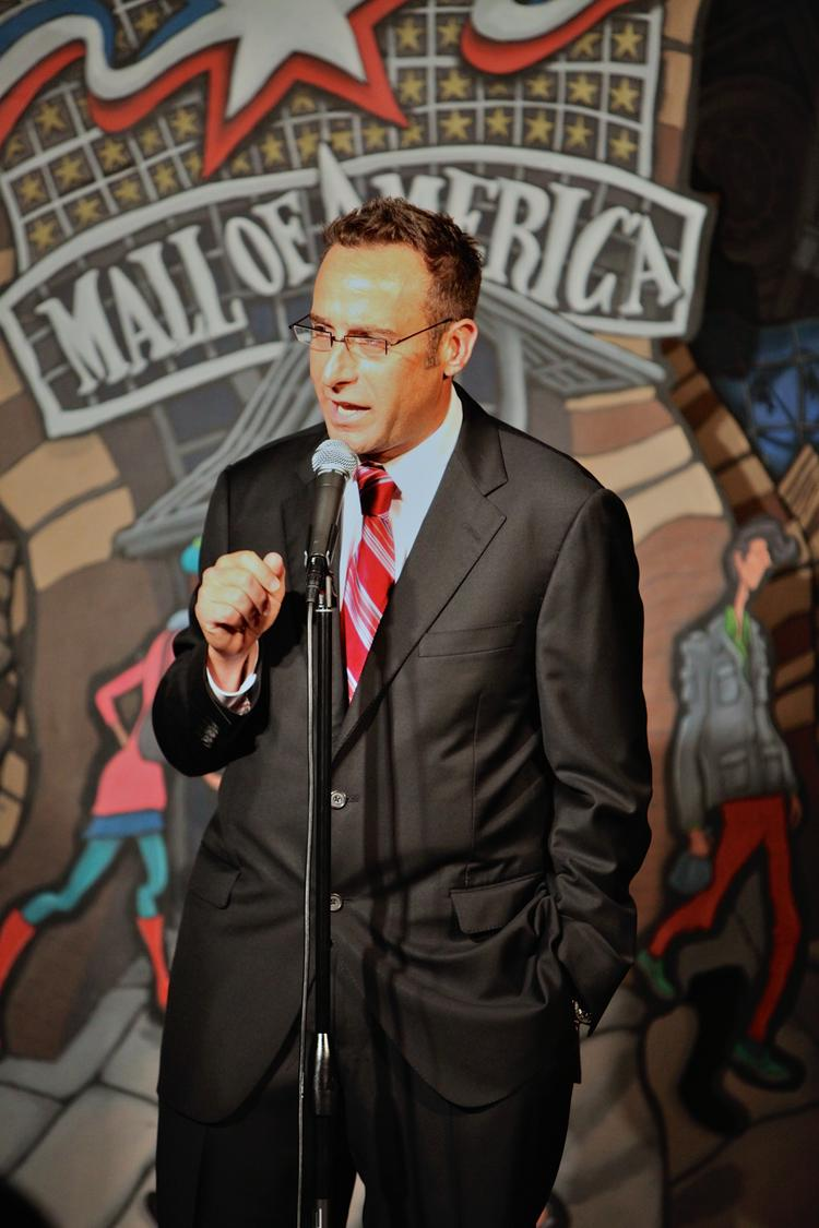Rick Bronson will bring his House of Comedy to CityCenter of CityNorth next year.